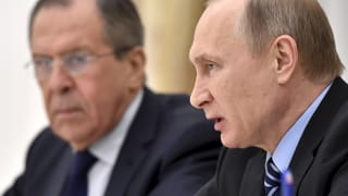 «Russland träumt von Jalta»