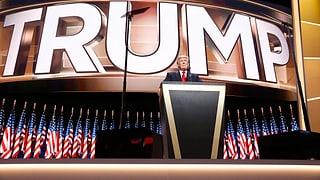 Trump zieht in den Wahlkampf gegen «Marionette» Clinton