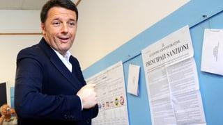 Niedrige Wahlbeteiligung an Italiens Regionalwahl