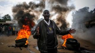 Tote bei Wahlwiederholung in Kenia