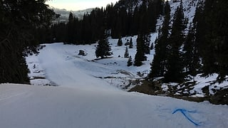 Falera: Um grev-blessà suenter accident da skis