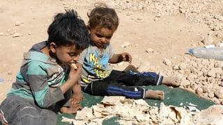 In Syrien wurden mindestens 900 Kinder zu Soldaten gemacht