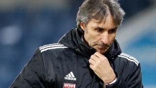 Luzern feuert Trainer Komornicki