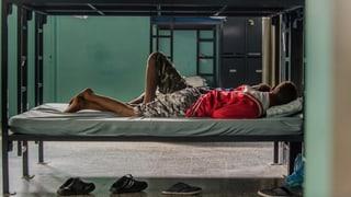 Zahl der Asylgesuche schnellt nach oben