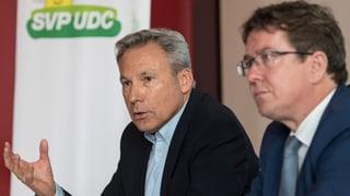 Heute wählen die SVP und die FDP einen neuen Fraktionspräsidenten. Diese vier Talente sollten Bewerber mitbringen.