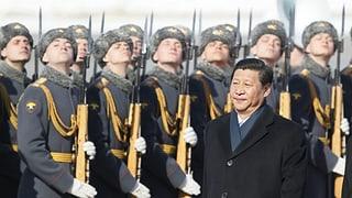 Alte Feinde, neue Freunde – Chinas Parteichef besucht Russland