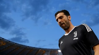 Weiss-schwarze Tränen: Buffon beendet ein grosses Kapitel