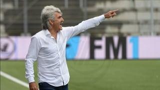 FC Wil entlässt Trainer Ugur Tütüneker