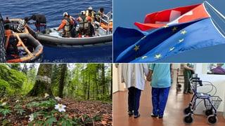 Migration: Sorgenkind der Schweizer