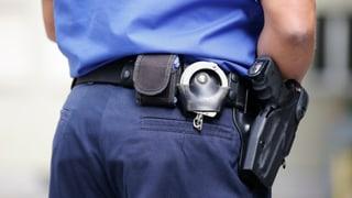 Basler Polizist festgenommen
