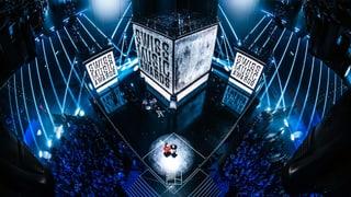 Jetzt live: Die Swiss Music Awards 2019 im KKL Luzern