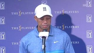 Jetzt braucht der Tiger Balsam: Tiger Woods spricht über Trennung