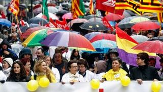 Spanien und Frankreich können kurz verschnaufen