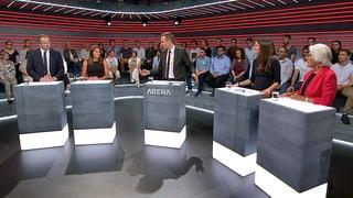 «Arena»: Herd oder Job – für Mütter oft eine schwierige Frage