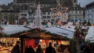 Weihnachtsmärkte mit durchzogener Zwischenbilanz