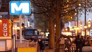 Brüssel: 300 Polizisten zum Schutz von Schulen