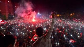 «Jetzt steht die AKP vor dem Aus»