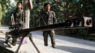 150 Gefangene auf den Philippinen befreit