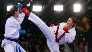 Ein Hauch von Olympia an den Schweizer Meisterschaften
