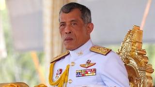 Regierung lädt thailändischen Kronprinzen zur Thronfolge ein