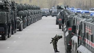 USA und China rüsten auf – Russland gibt weniger aus