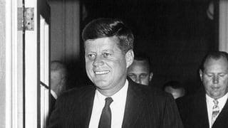 Video «Kennedy und die Frauen» abspielen