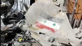 Kampfjet kracht auf Marktplatz: Fast 30 Menschen sterben