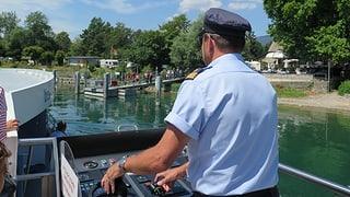 Kapitän: «Das Fahrgebiet gibt es in der Schweiz kein zweites Mal»