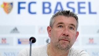 FC Basilea sa separa dal trenader Urs Fischer