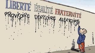 #Erdbeben in Frankreich