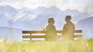 Rentenalter 65 für Frauen – ja oder nein? (Artikel enthält Audio)