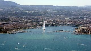 Bankenplatz Genf durch Falciani erschüttert
