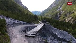 La Val S-charl è puspè cuntanschibla