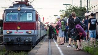 Basilea: Polizia ha controllà 200 passagiers e bagascha