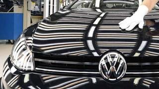 VW offenbar auch im Visier der US-Justiz