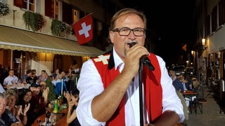 Sargans feierte mit «Zoogä-n-am Boogä»
