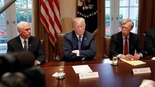 «Trump hat sich in die Rote-Linie-Falle manövriert»