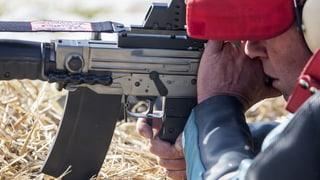 Nationalrat für Verschärfung des Waffenrechts
