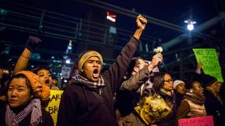 Erneut Schwarzer von weissem US-Polizist erschossen