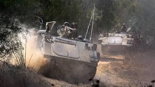 «Israel geht es im Moment nur um die Tunnels»