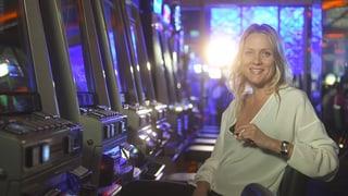Video «Mit Eva Wannenmacher im Grand Casino Baden» abspielen