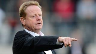 Rolf Fringer neuer Sportchef in Luzern