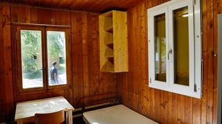 Zürcher Asylzentrum: Doppelt so viele Asylbewerber verschwinden