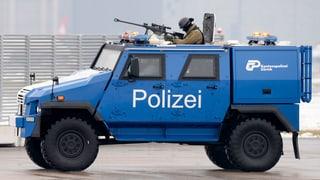 Zürich rüstet sich für Präsidentenbesuch