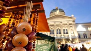Der Berner Zibelemärit interessiert auch ausserhalb von Bern