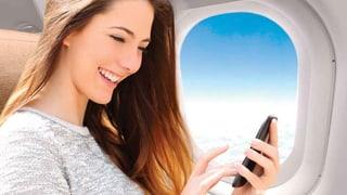 Telefonieren im Flugzeug: Warum ist es meist noch verboten?