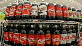 Coca-Cola vul reducir il zutger