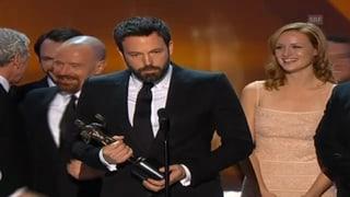 Oscar-Vorbote SAG-Awards: Ben Affleck auf Siegeskurs