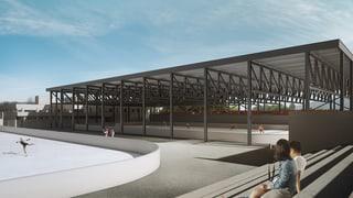 Sportzentrum Tägi Wettingen kann saniert werden