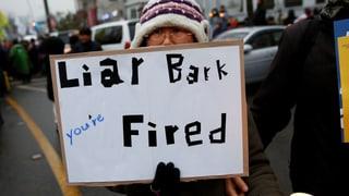 Hunderttausende fordern Rücktritt von Südkoreas Präsidentin